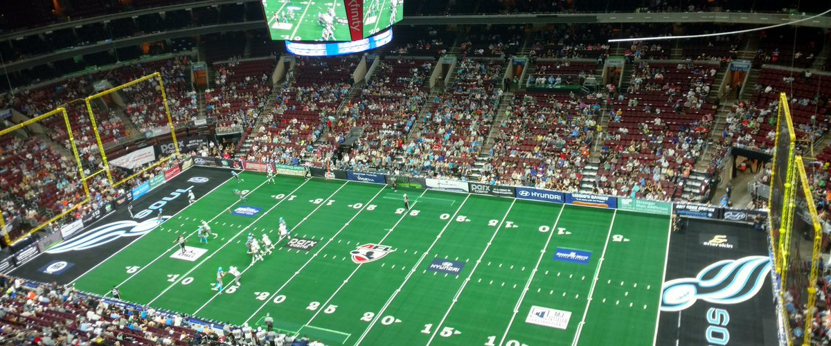 Philadelphia Soul Dominate Brigade