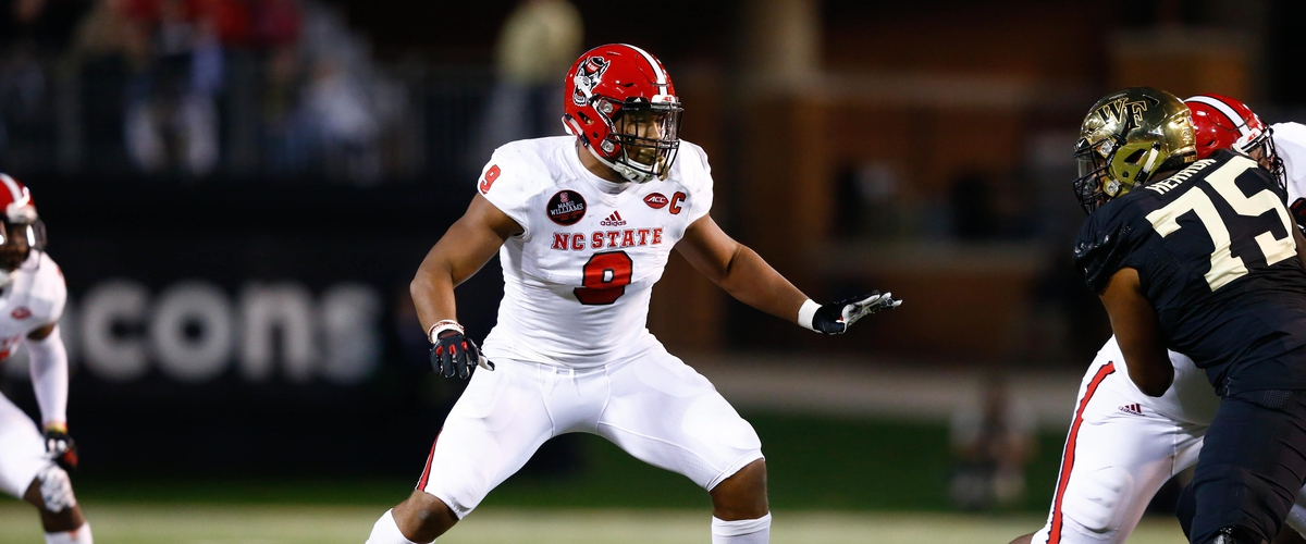 Defensive ends the Bucs may target in the draft