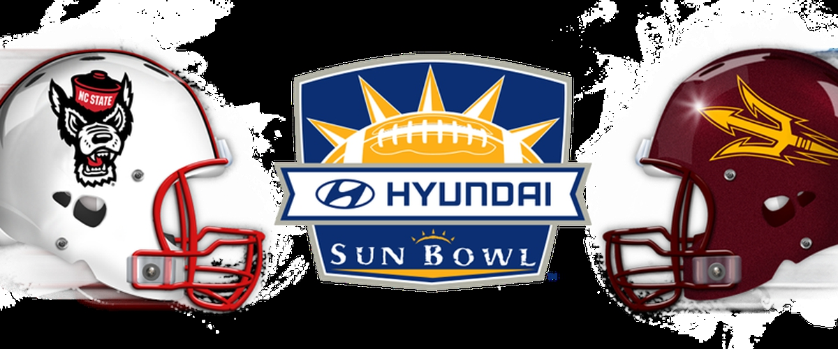 The Obstructed Sun Bowl Preview: Arizona State vs. NC State