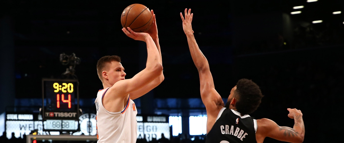 New York Knick's bench comes alive in blow-out win over Nets