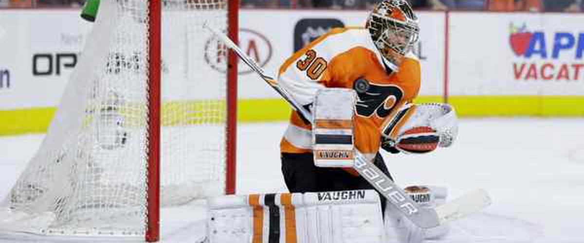 On the Brink, Can Michal Neuvirth Save Flyers Season after Game 5 Victory?