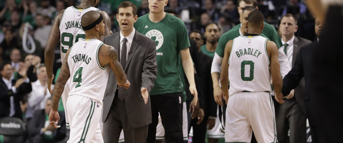 Celtics Destroy Wizards