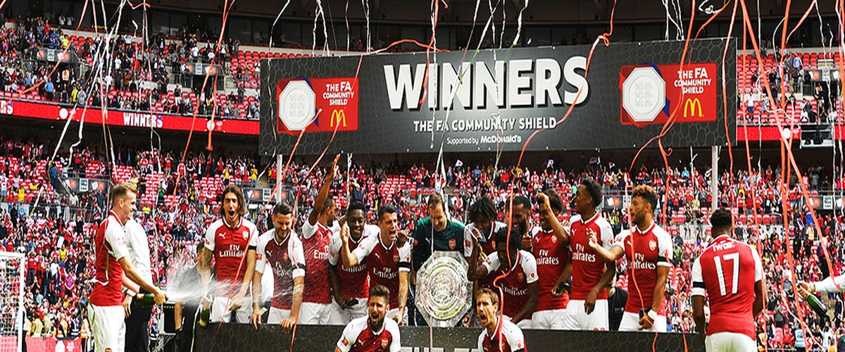 Arsenal edge out Chelsea on penalties in the Community Shield