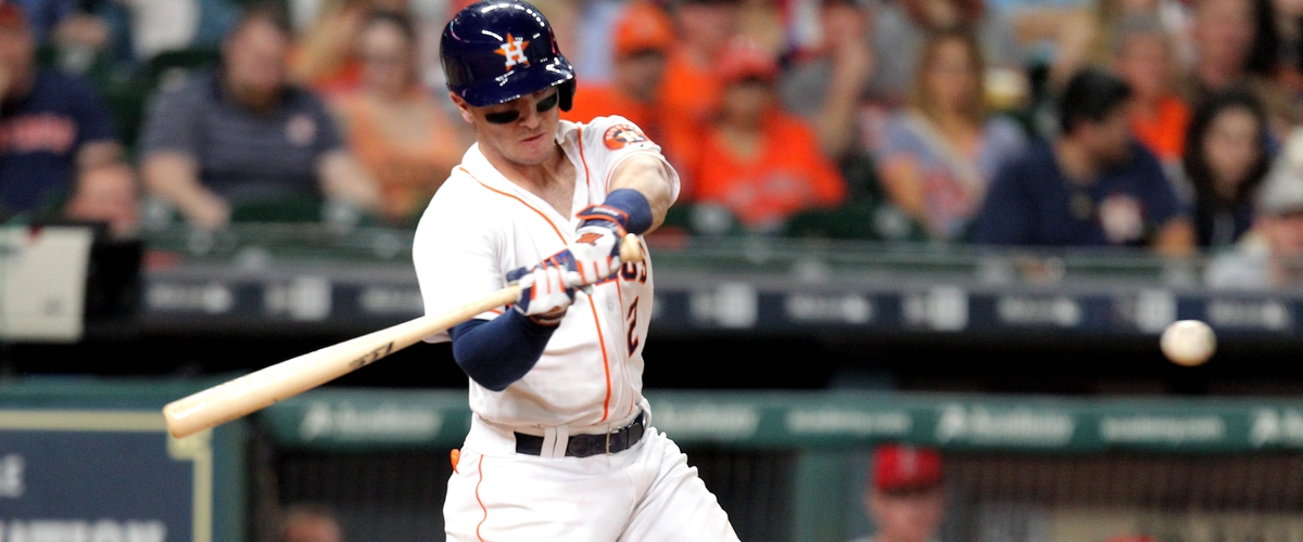 MLB: Los Angeles Angels at Houston Astros