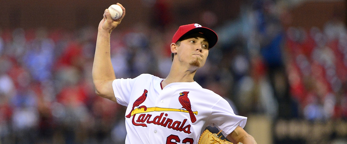 Game Two ~ Cardinals rookie Luke Weaver to face Brewers rookie Brent Suter