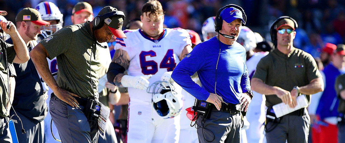 Hot Seat: Sean McDermott