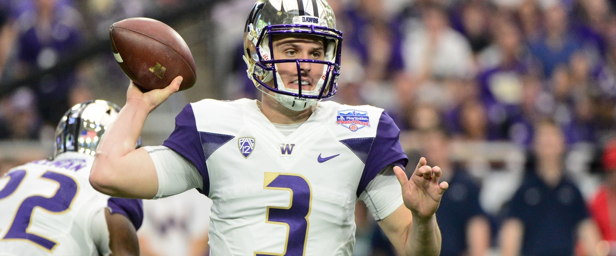 Washington QB Jake Browning Should Stay In School