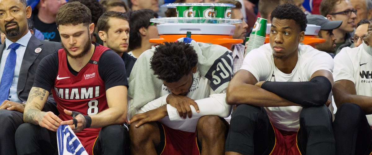 Report: 'Strong Support' within Heat organization to trade Whiteside