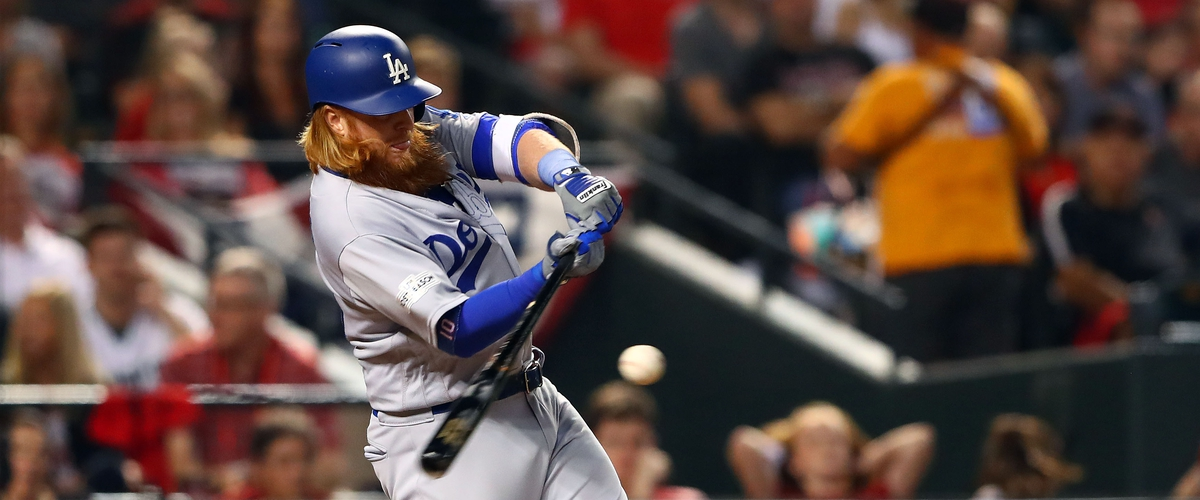 NLCS Game Two ~ Dodgers Justin Turner Three Run Homer Walk-off Win over Cubs. An Anniversary Celebration.