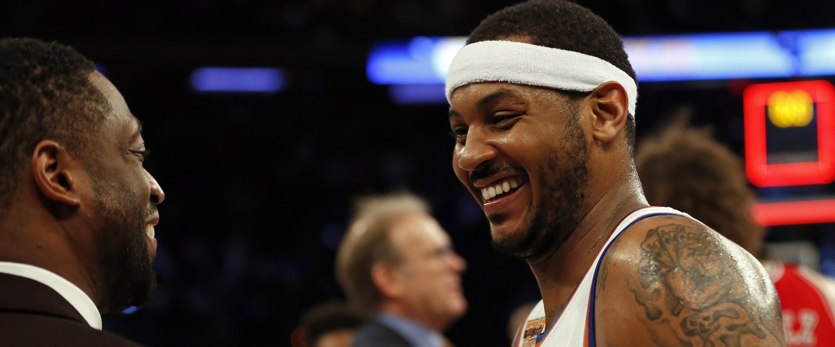 What will the Knicks do with Melo?