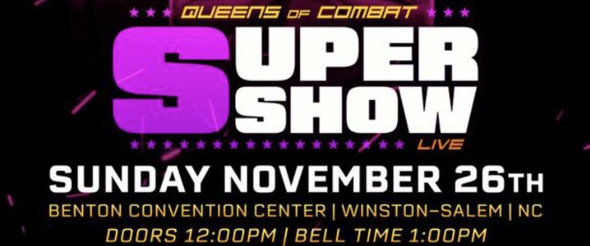 Queens of Combat at WrestleCade 2017 Results