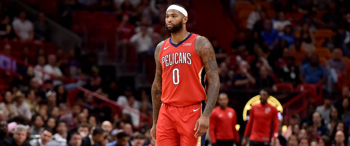 Could HEAT make a run at DeMarcus Cousins this summer?