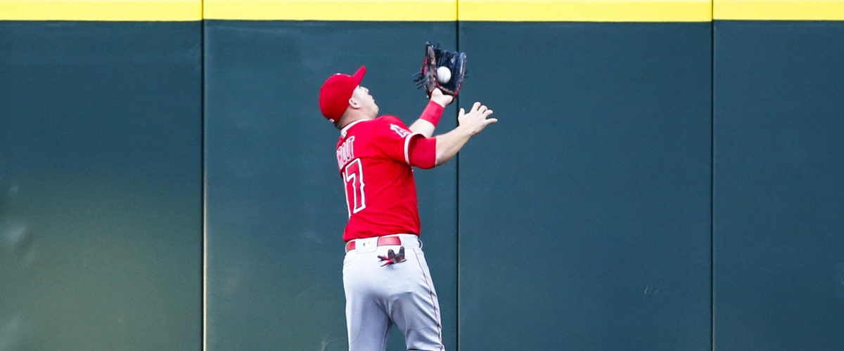 Mike Trout isn't as good as you think... defensively