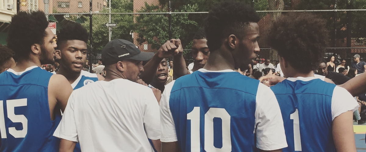 Rise For NY: Nike's NY Vs NY Tournament Features NYC's best High School Players