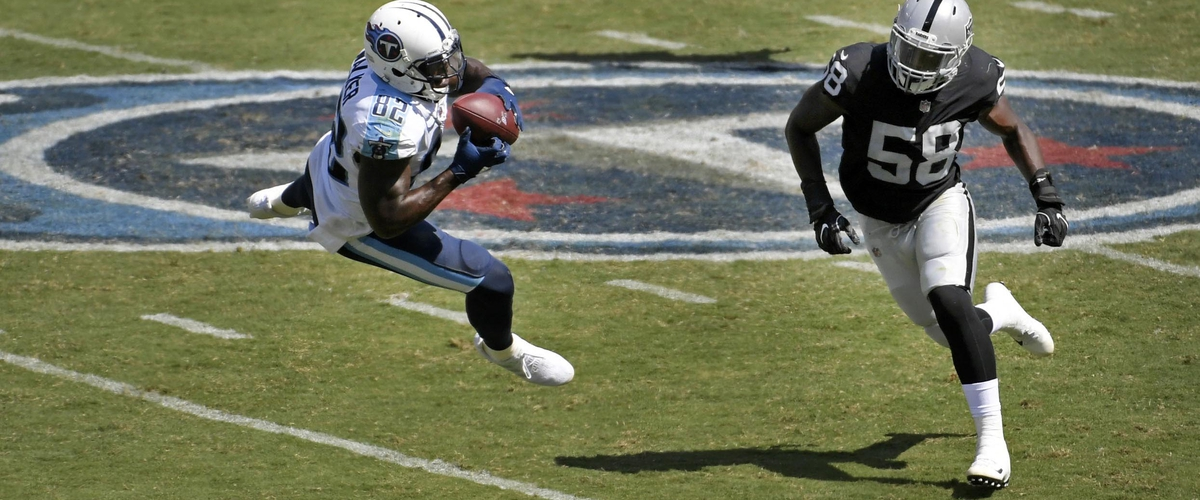 Loss to Raiders provides perspective, hope for Titans