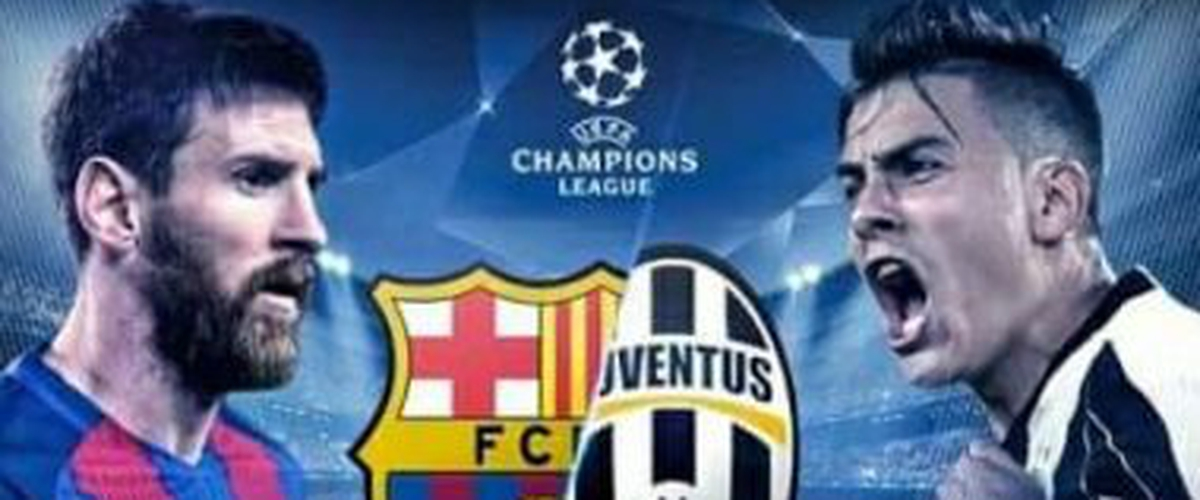 Official formations: Barcelona - Juventus, the first team derby in the group stage
