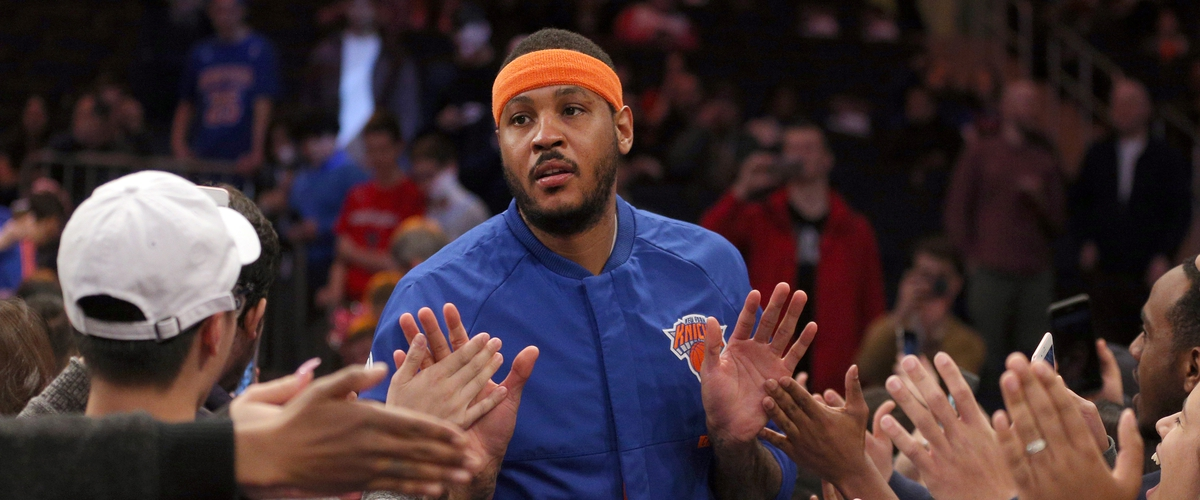 What's next for Carmelo Anthony and the Knicks? Trade or Buyout?