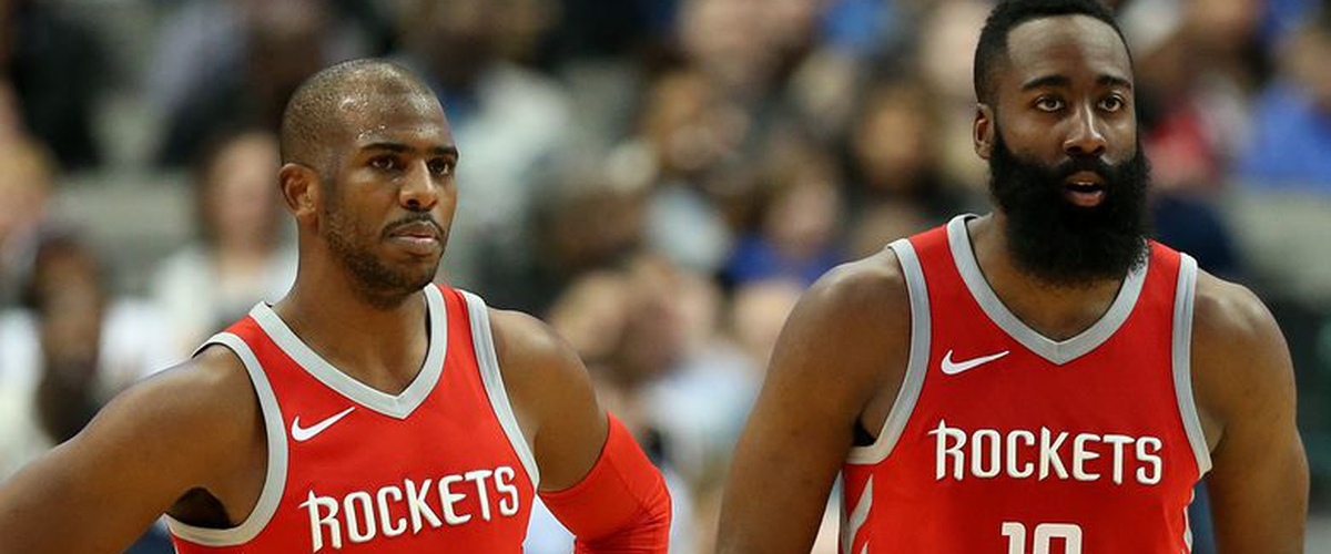 The Houston Rockets must win game 2.