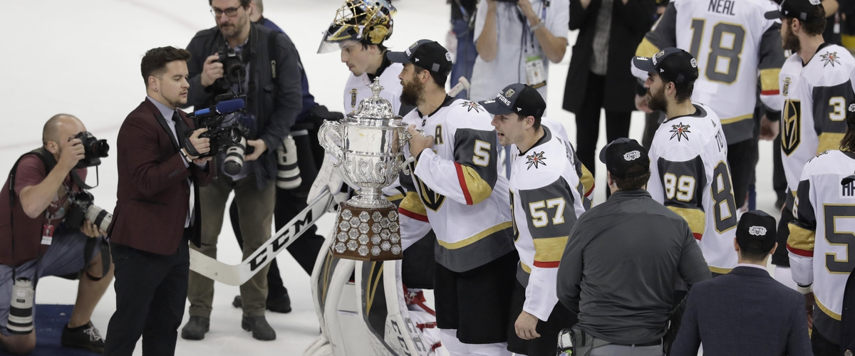 History In the Making for the 2018 Stanley Cup Finals