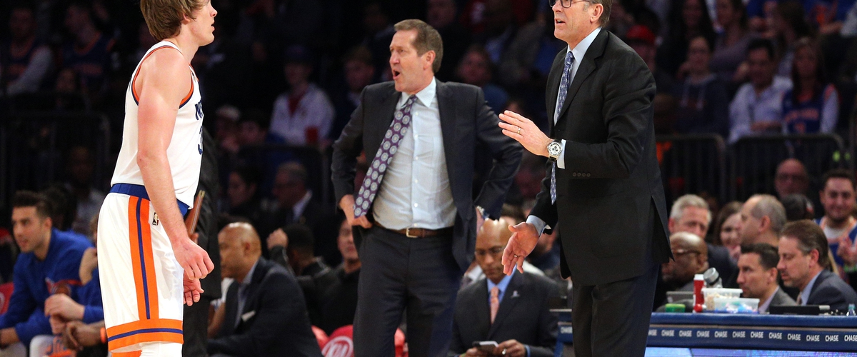 New York Knicks Joke of a Season