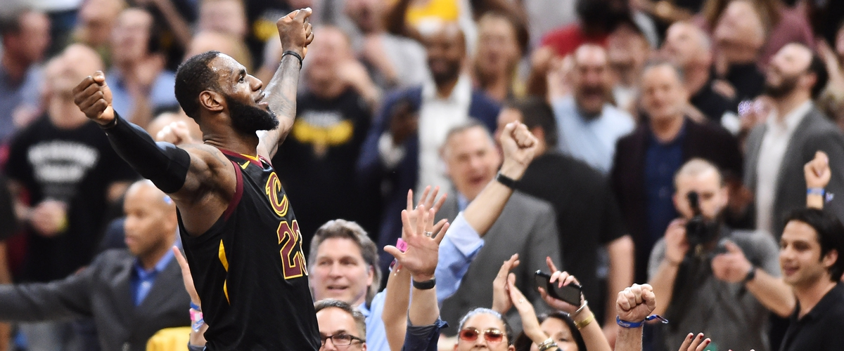 Cold Hard Truth: LeBron has been better than Jordan for some time, but will never be greater