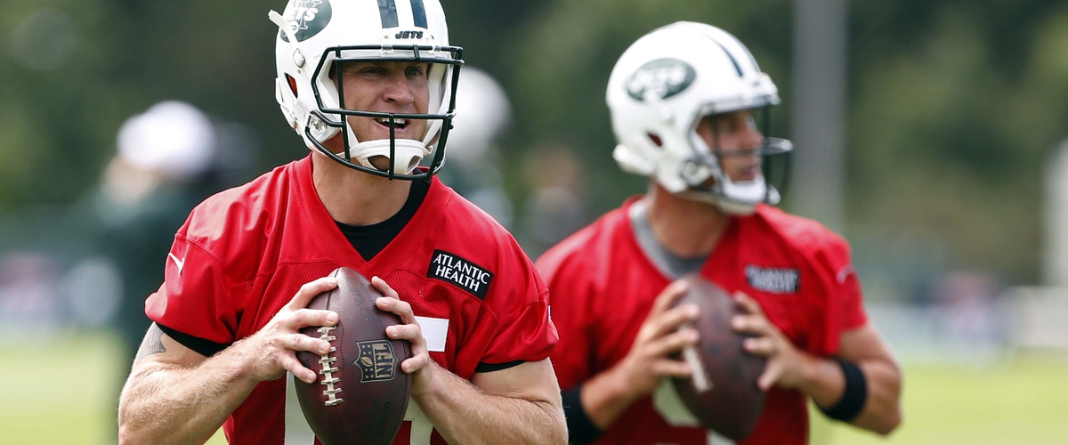 Who Should Jets Starting Quarterback Be?