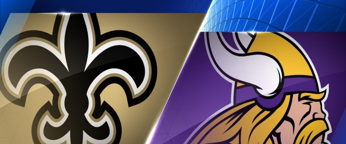 Minnesota Vikings vs New Orleans Saints Live Stream MNF Week 1