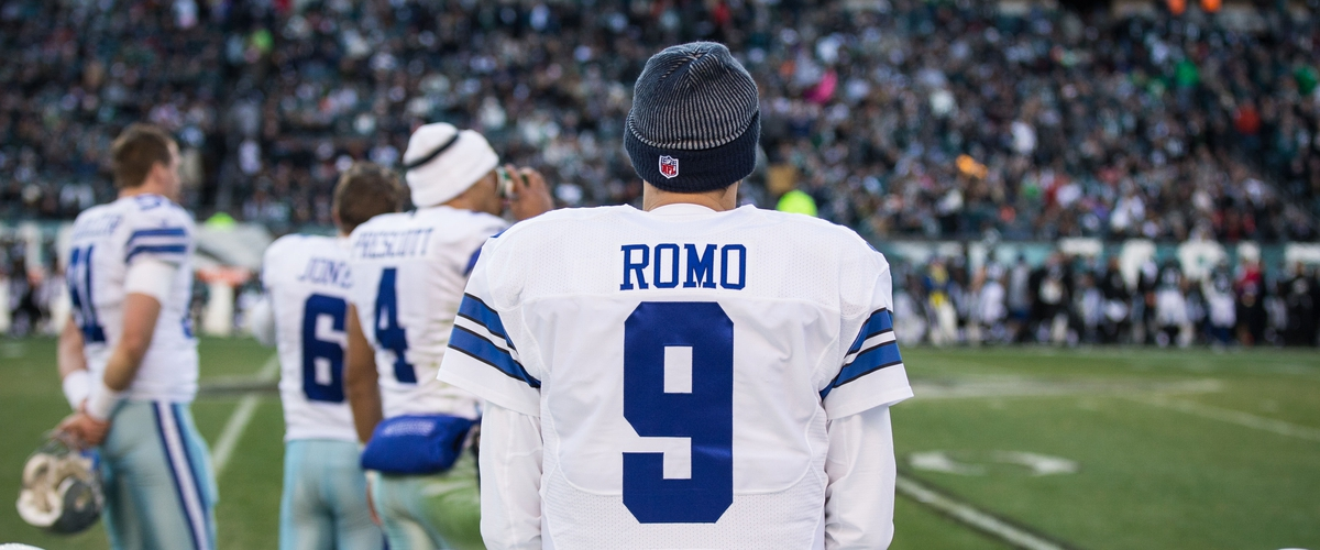 Did Tony Romo make the right call?