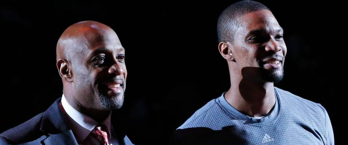Mourning believed Heat could've made the NBA Finals if Chris Bosh was healthy