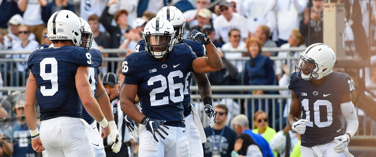Penn State's rocky road to the College Football Playoff