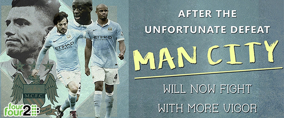After The Unfortunate Defeat Man City Will Now Fight With More Vigor