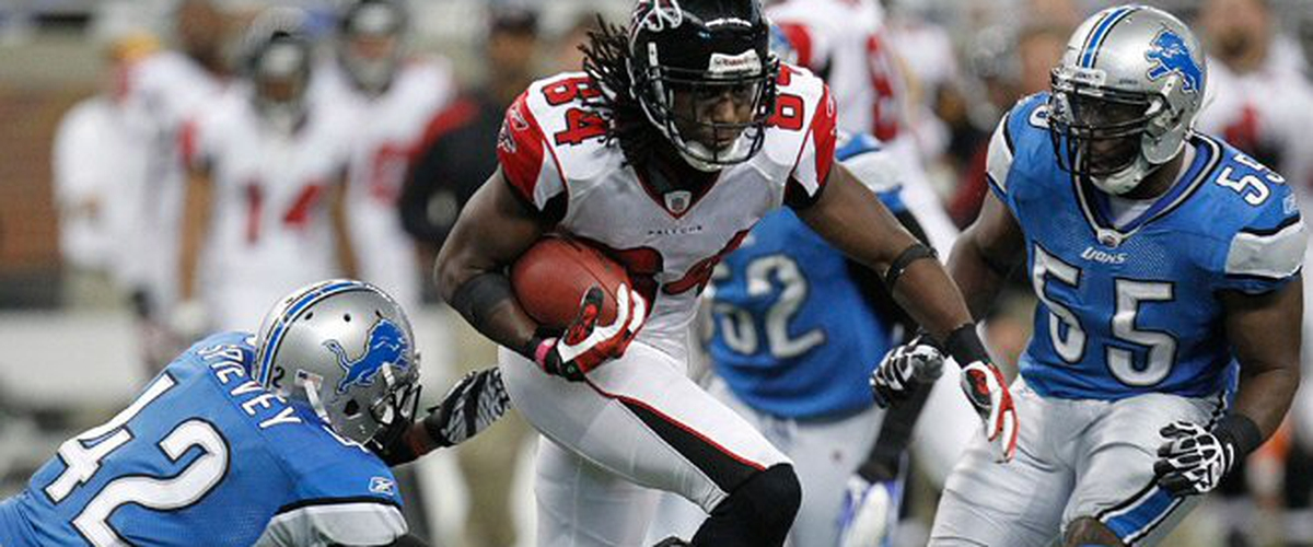 Atlanta Falcons at Detroit Lions