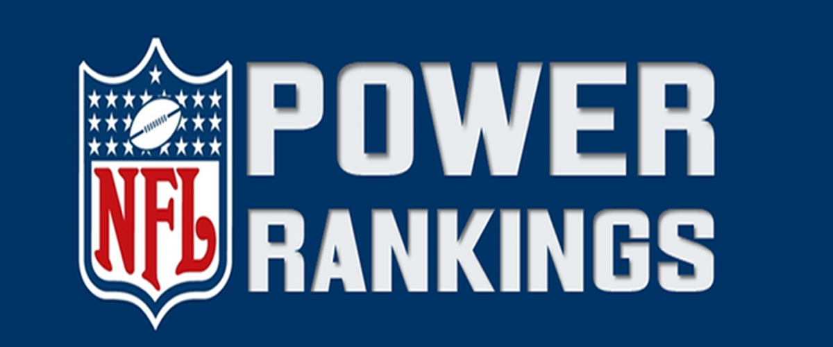 2017 NFL Power Rankings: Week 12