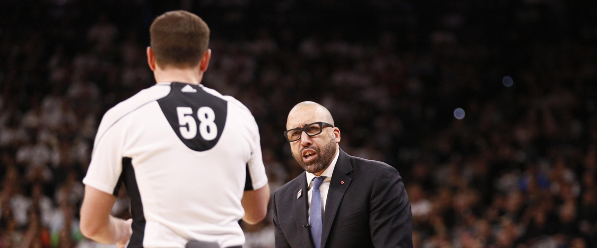 Cha Ching: Grizzlies Coach goes off on Referees after Playoff Loss
