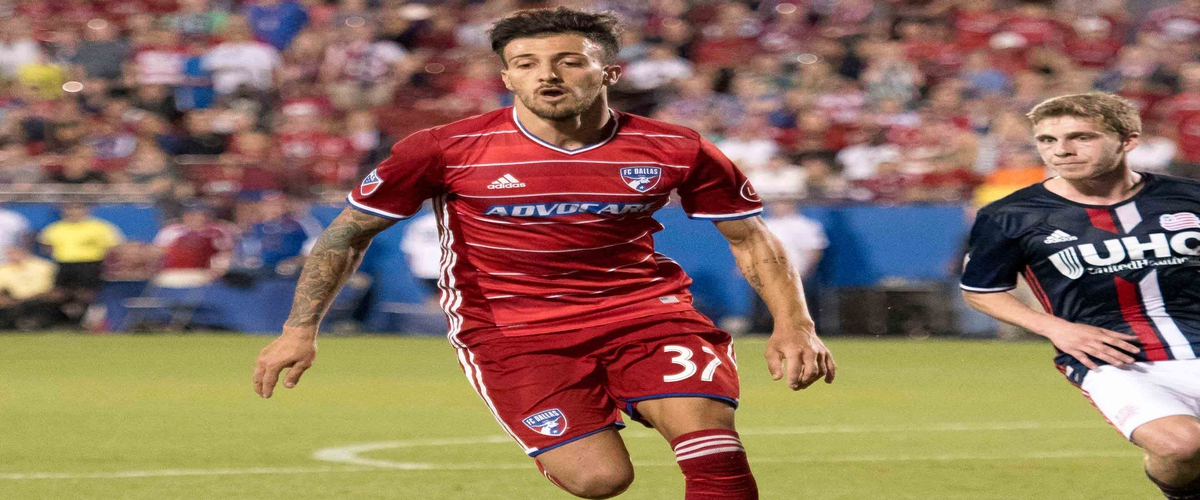 MLS: New England Revolution at FC Dallas