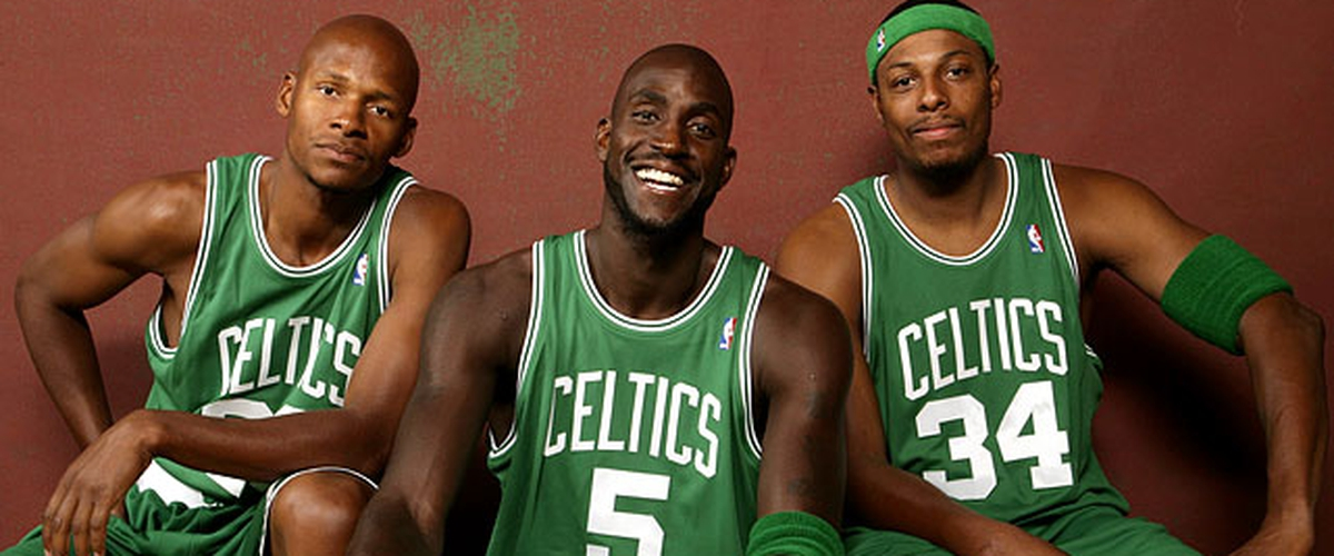 "2008 Celtics still ""salty"" over Ray Allen leaving for the Heat"