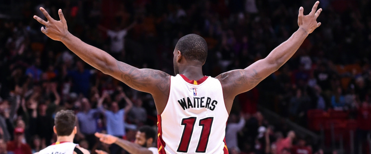 Pat Riley wants more from Dion Waiters