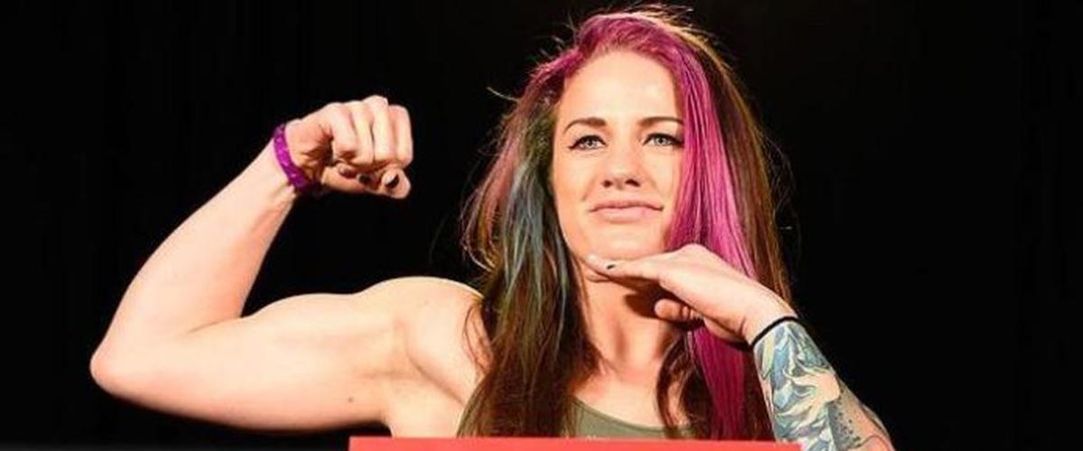 Gina Mazany Gets Another UFC Fight Night Slot