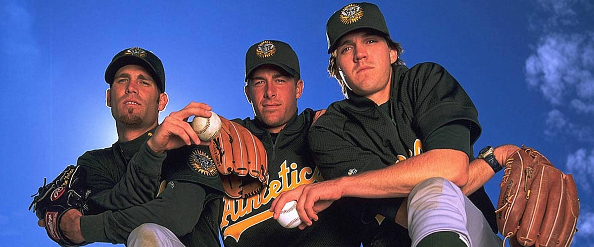 Greatest Teams Never to Win a World Series in the Last 30 Years-02 Athletics