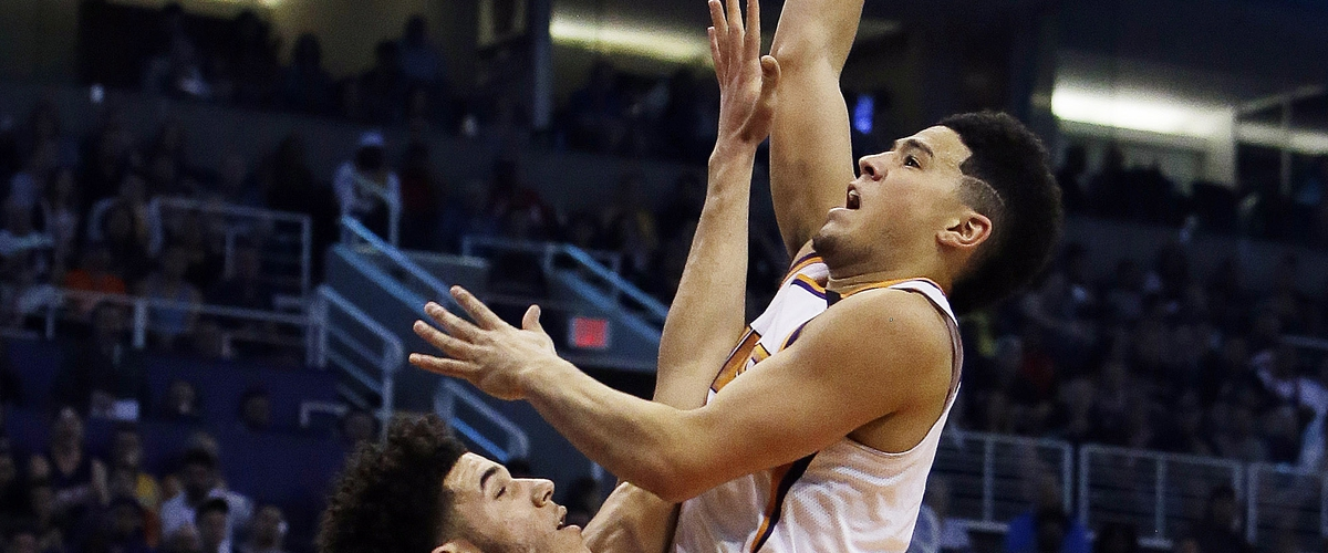 Quiet Triumph of Devin Booker.