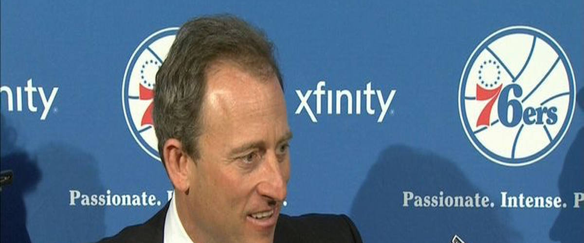 Unfortunately for the Sixers its all about the Ownership