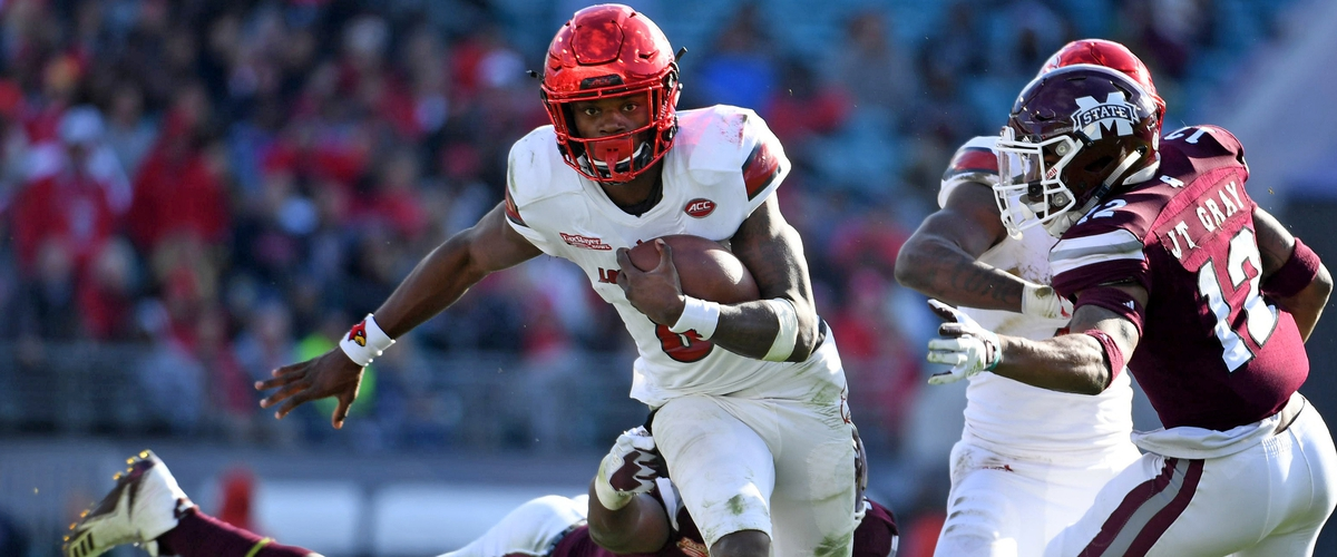 The Breakdown : Lamar Jackson