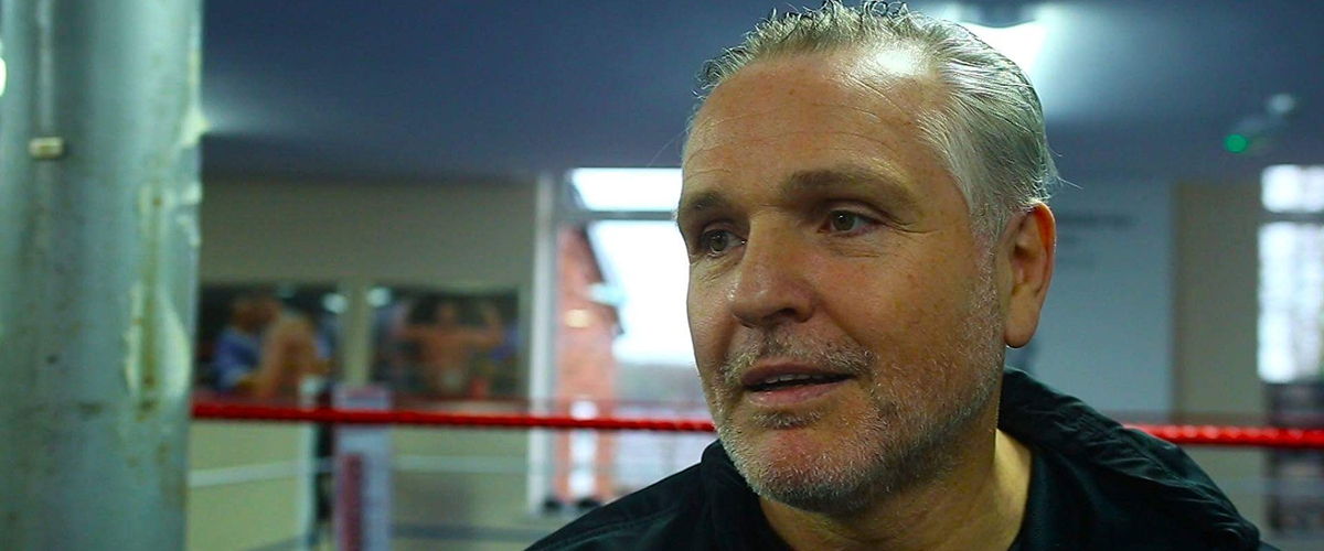 Peter Fury talks to BWTM SPORTS about Hughie Fury next fight against British Heavyweight Champion Sam Sexton