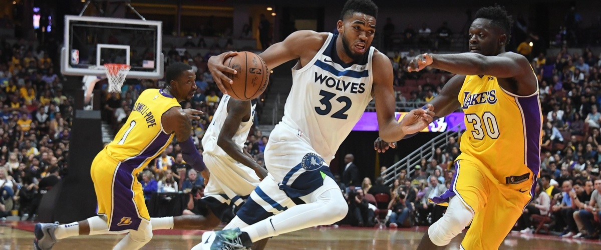 T-Wolves Season Outlook
