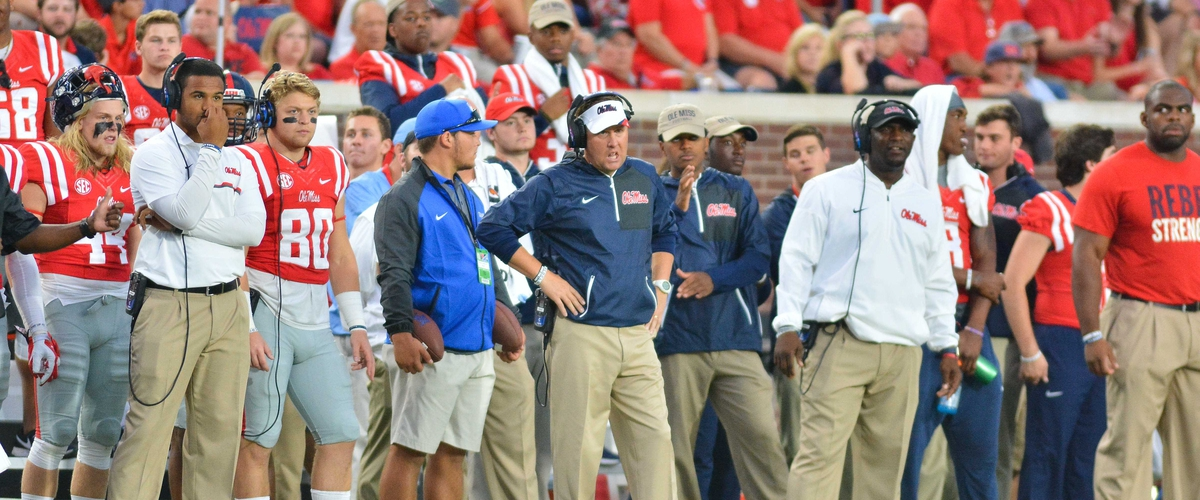 The Ole Miss Football Team is in Big, Big Trouble