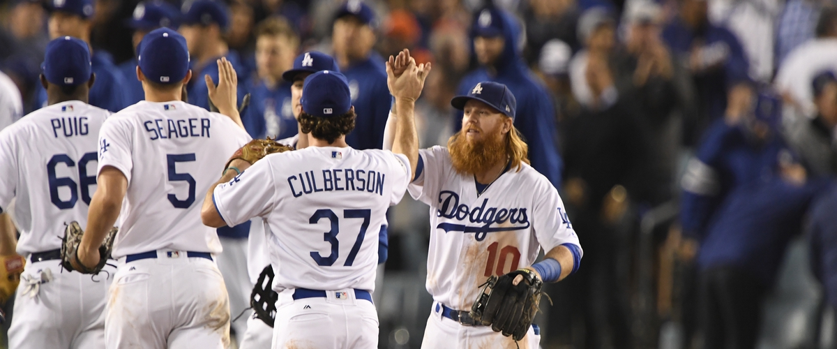 Dodgers Stay Alive