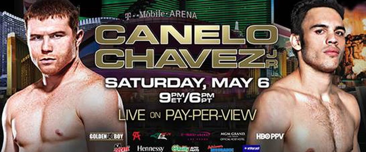 Canelo Alvarez vs Julio Cesar Chavez Jr Preview