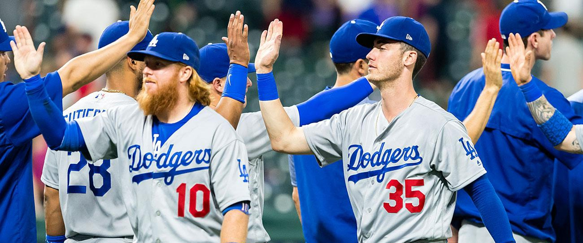 Dodgers win most games in a season since moving from Brooklyn