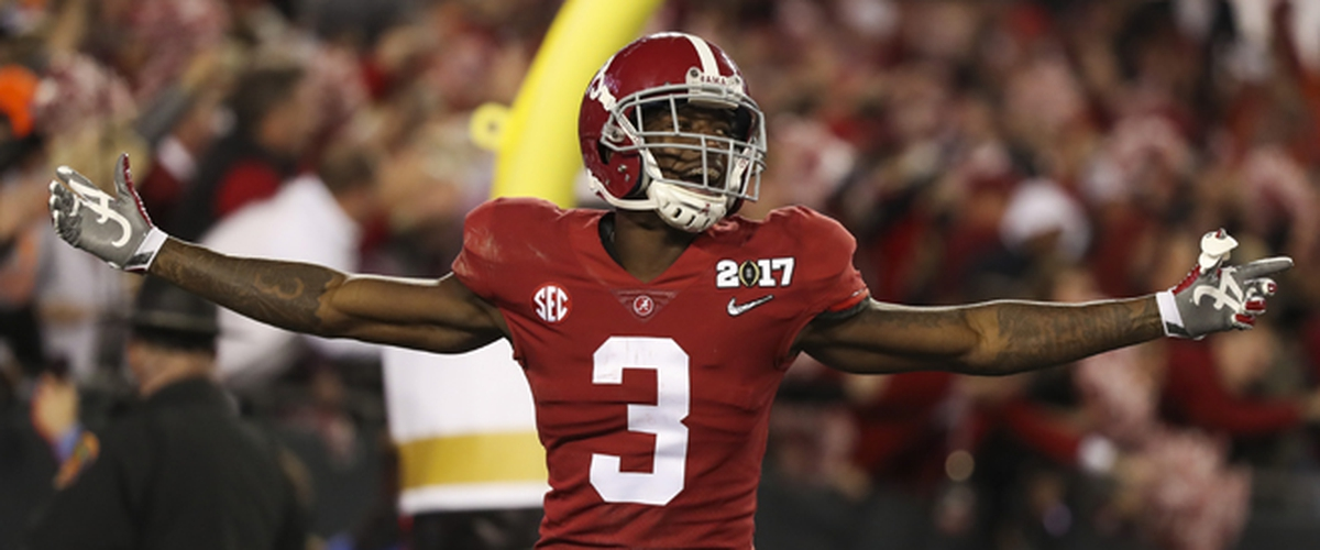 2018 NFL Draft by Position: Wide Receivers (3/11)