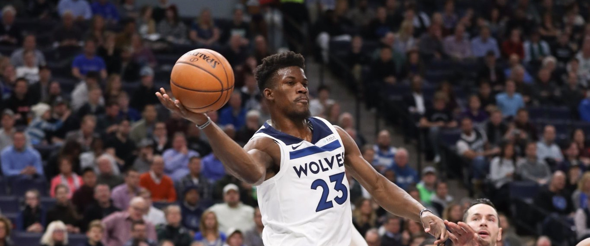 NBA Player of the Night Jimmy Butler
